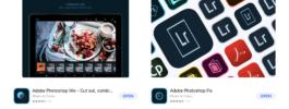 Adobe Photoshop na iPadu Pro