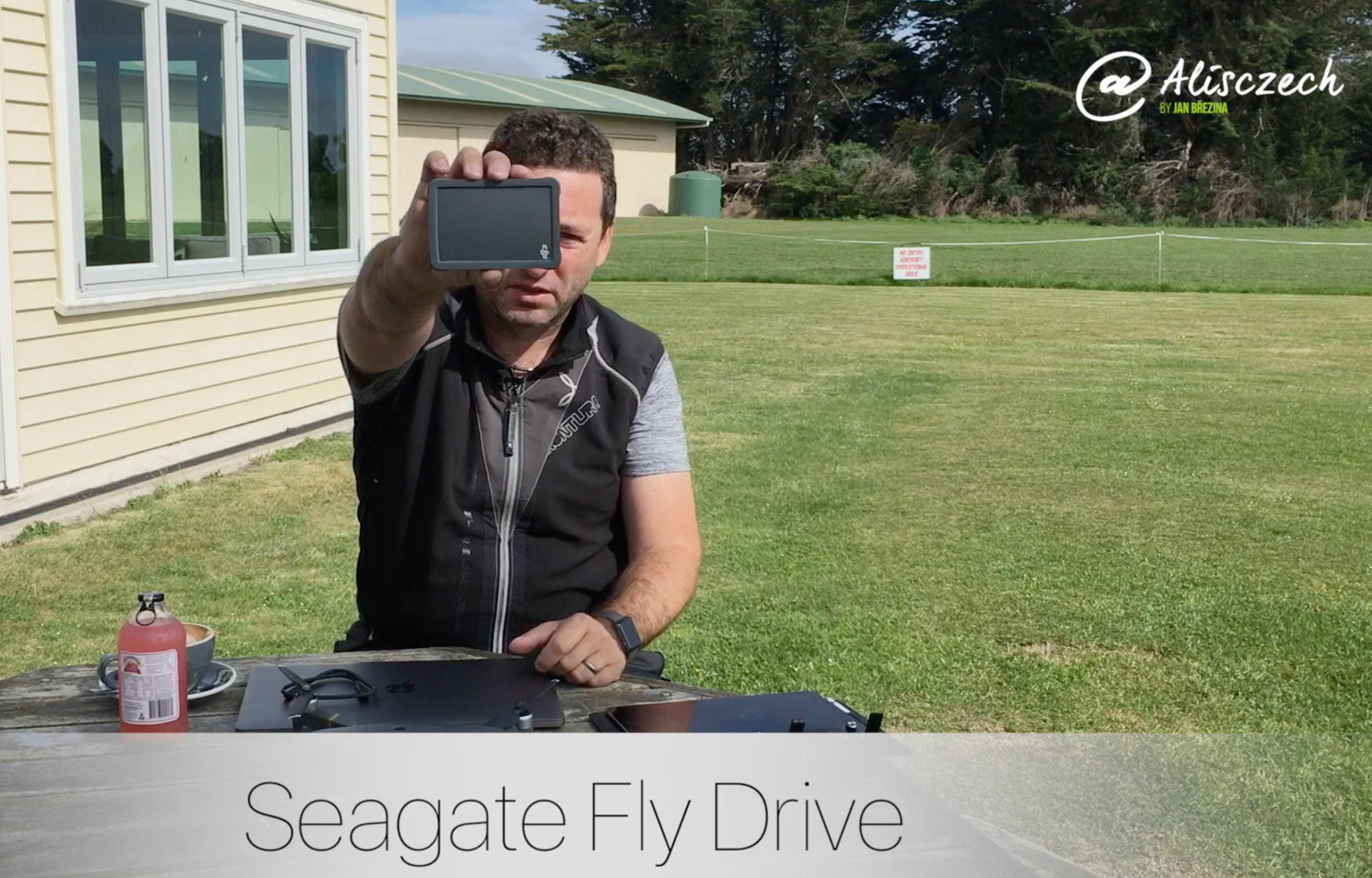 Seagate DJI Fly Drive v praxi (Alisczech vol. 30)