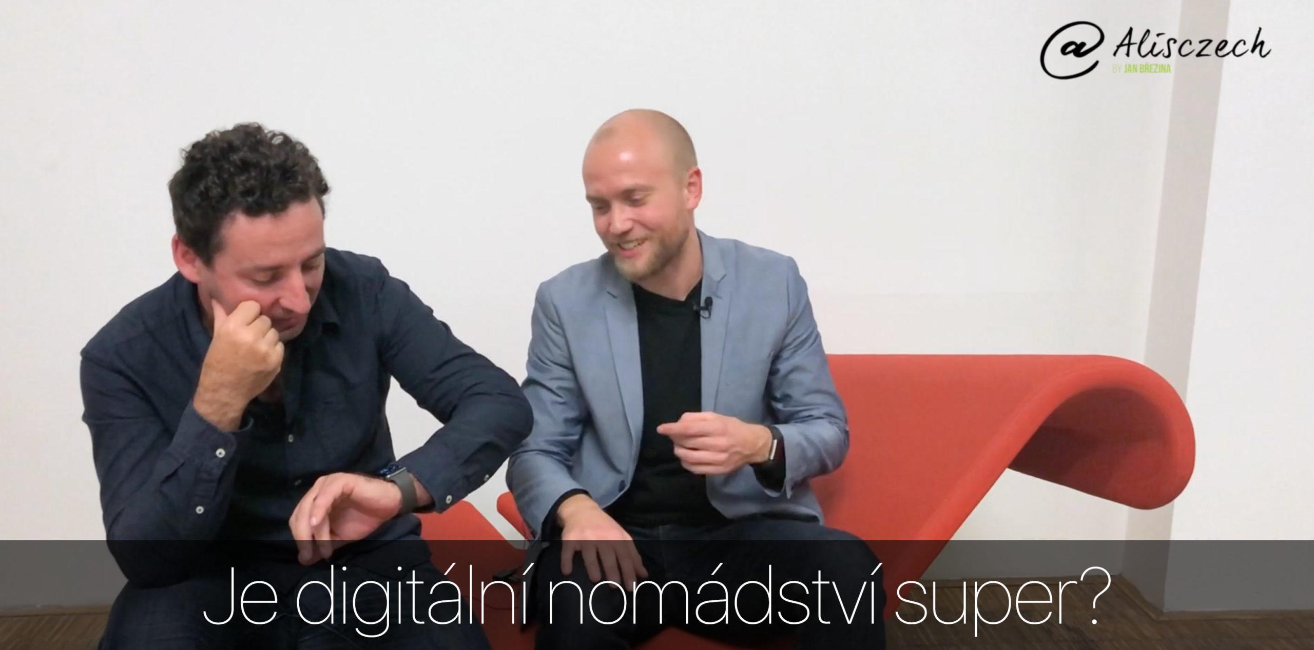 Je digitální nomádství super?