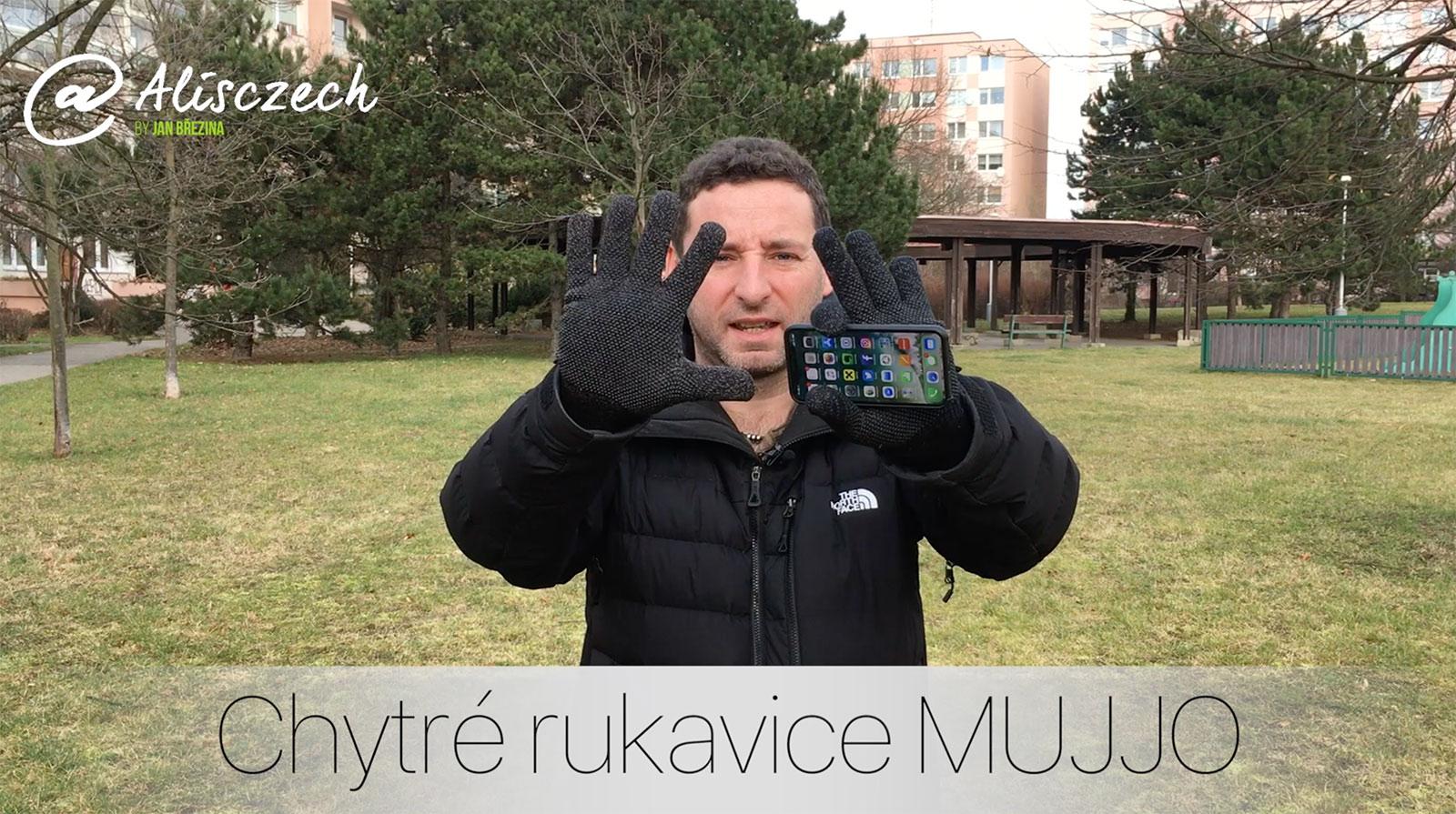 Chytré rukavice Mujjo