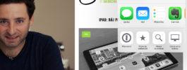 iPad: Zvyšte svojí efektivitu pomocí sdílení