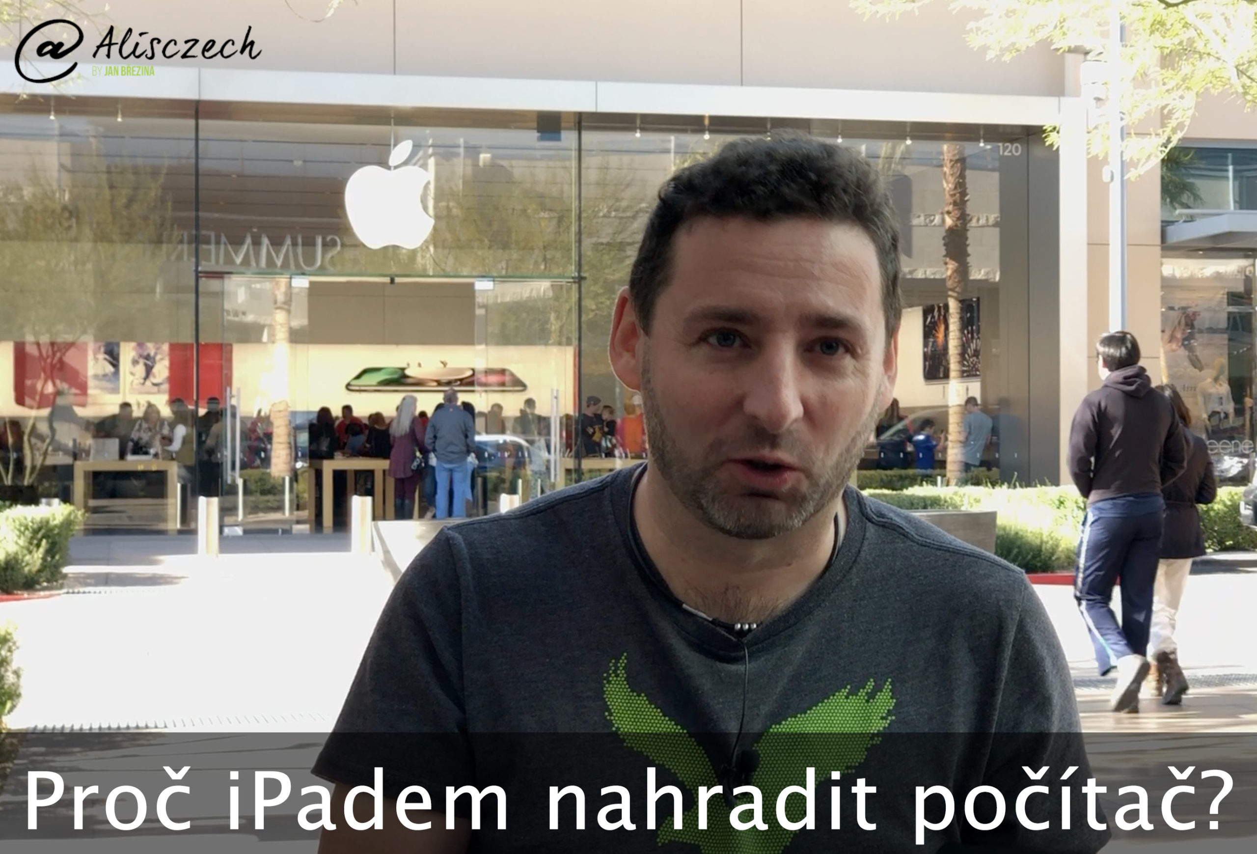 iPad vs počítač