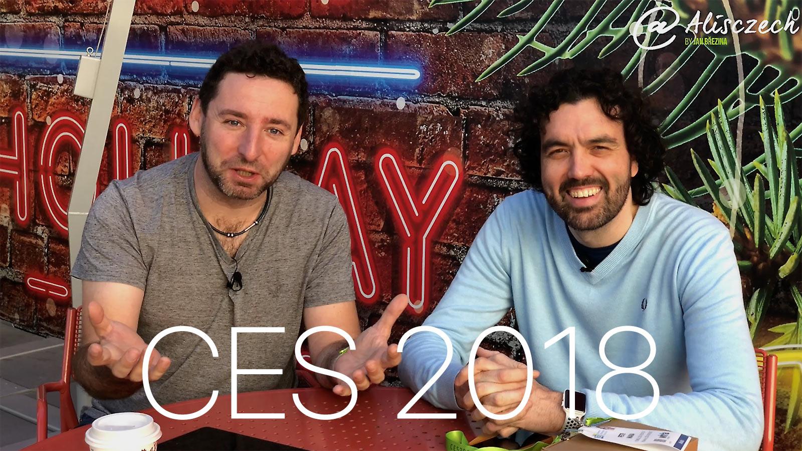 CEWS 2018 s Petrem Márou