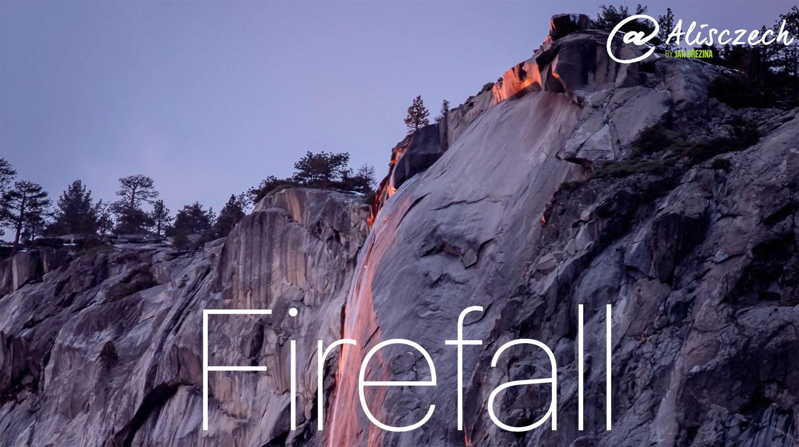 Jak se fotí Firefall