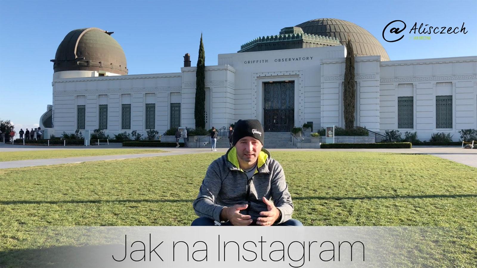 Jak na Instagram