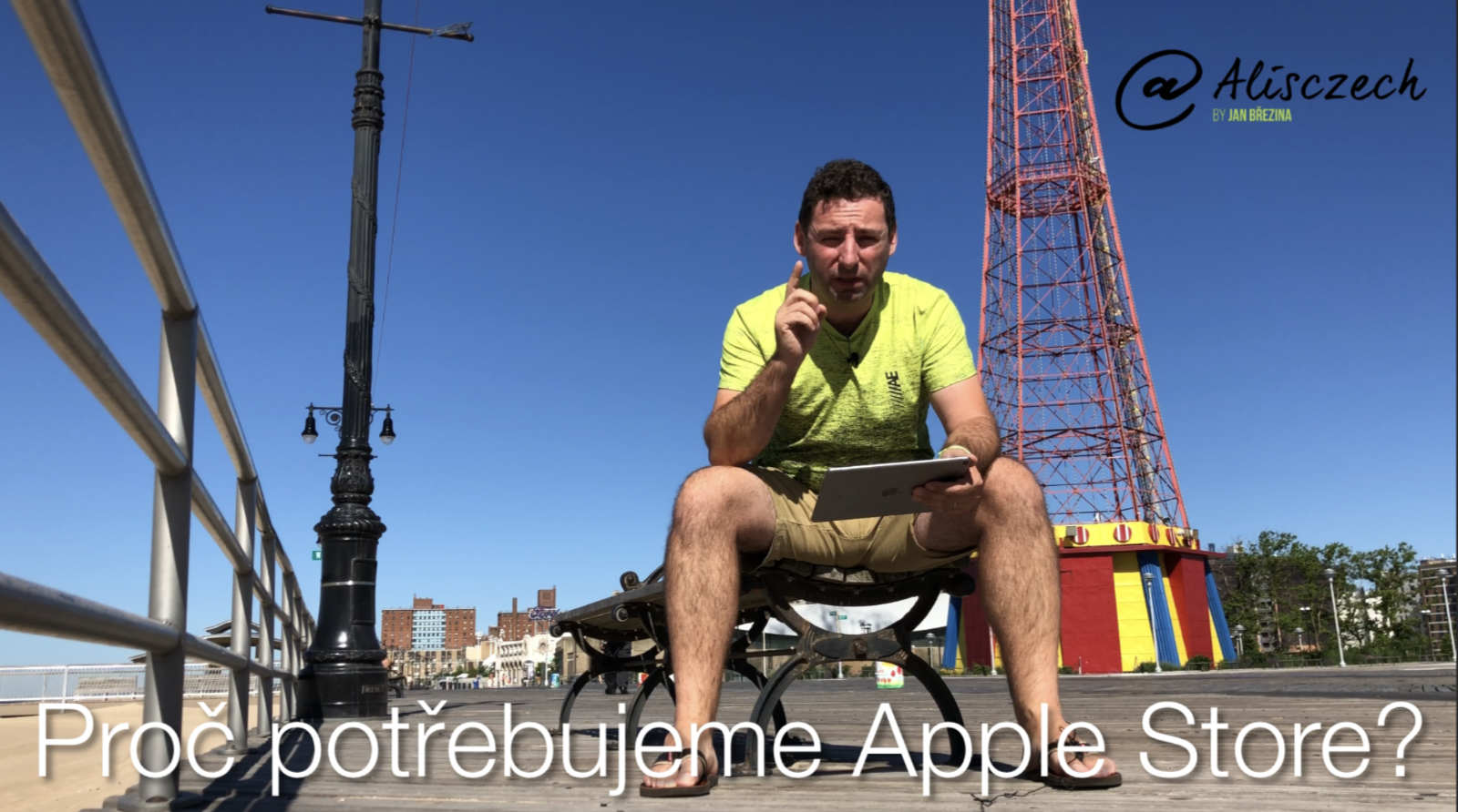 Proč potřebujeme Apple Store?