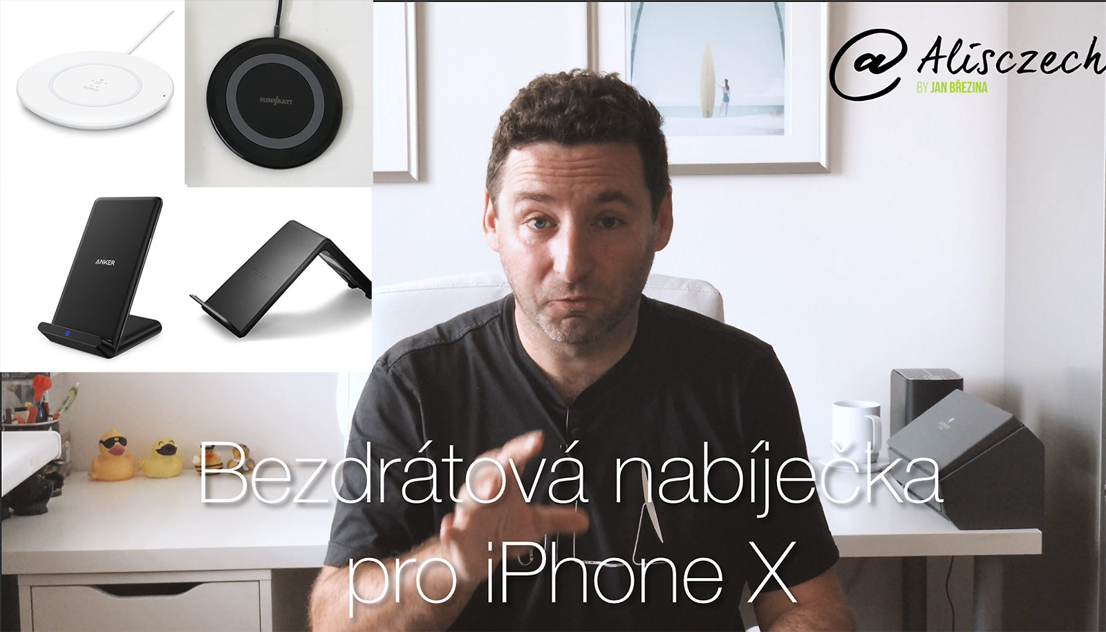 Jak vybrat bezdrátovou nabíječku pro iPhone X