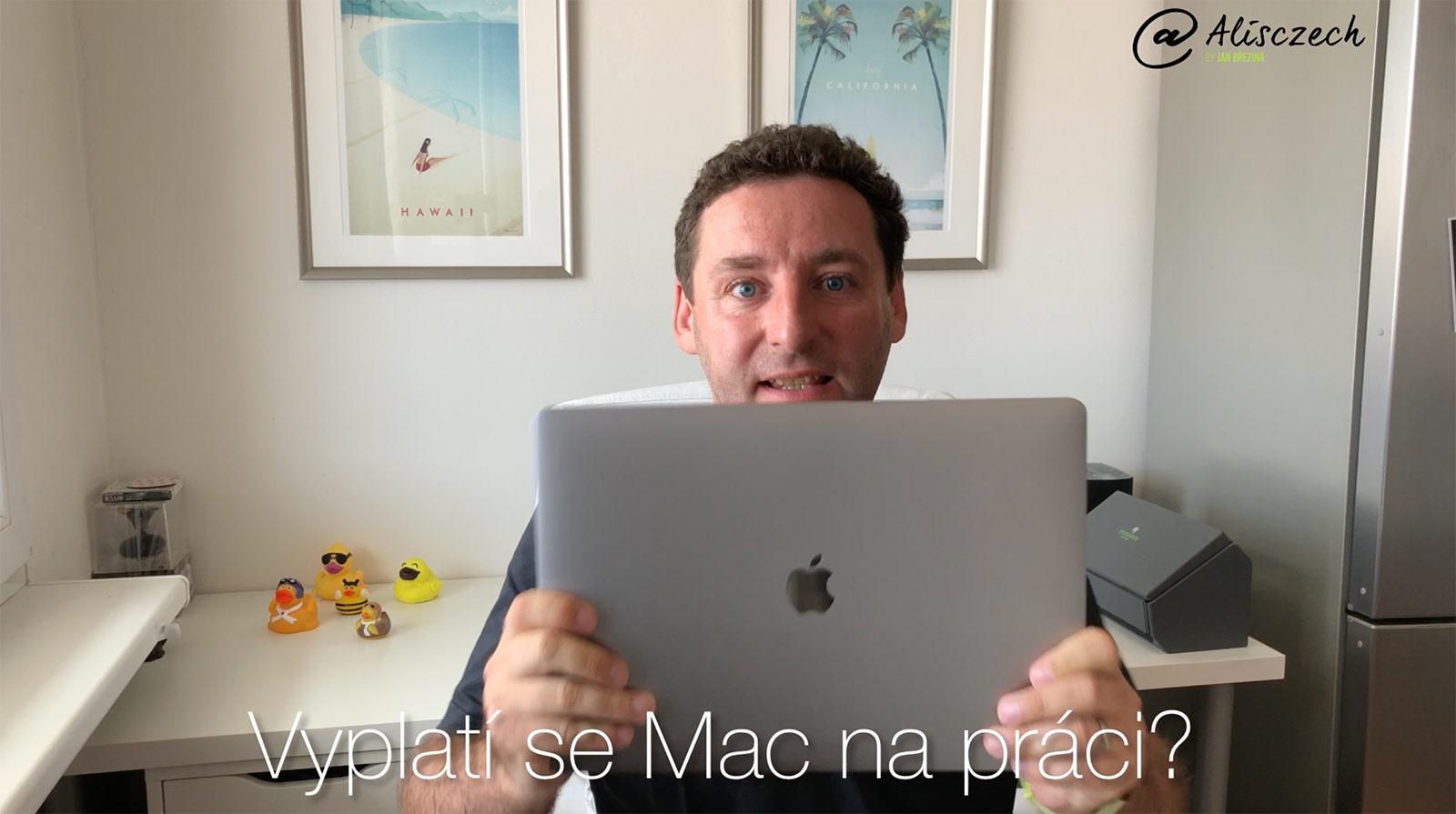 Mac: 100% pracovní nástroj