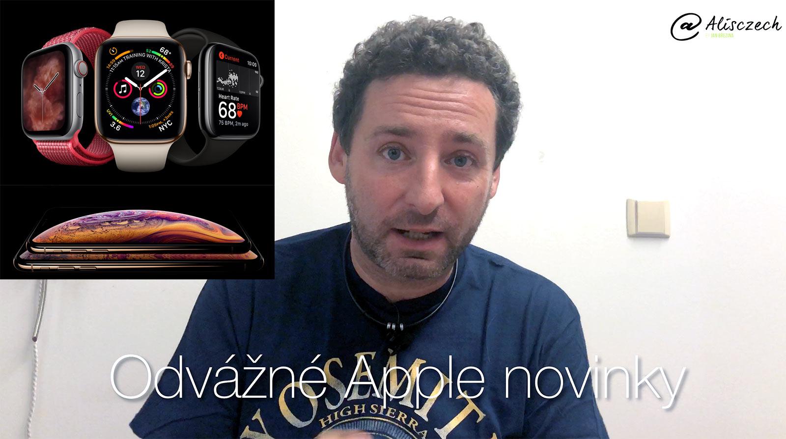 Alisczech 130 Apple Novinky