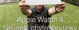 Apple Watch 4 v praxi? Nejlepší chytré hodinky od Applu! (Alisczech vol. 135)