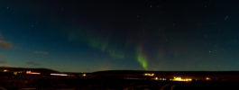 Polární záře – Island 21. 10. 2018 [4K]