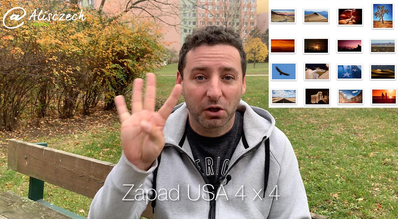 Fotoexpedice západ USA 4x4