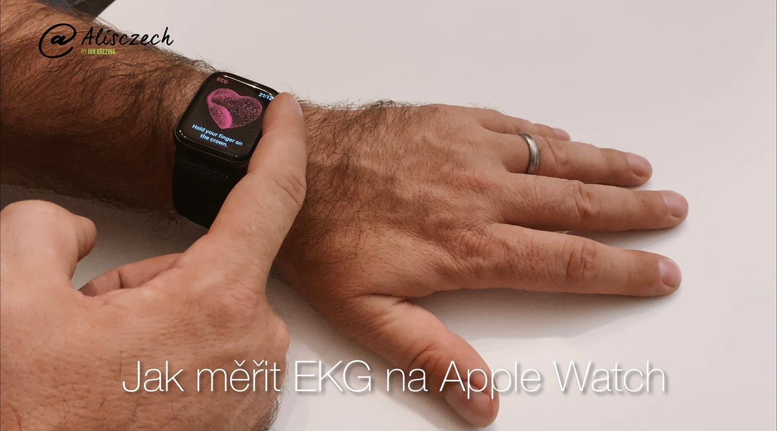 EKG na Apple Watch