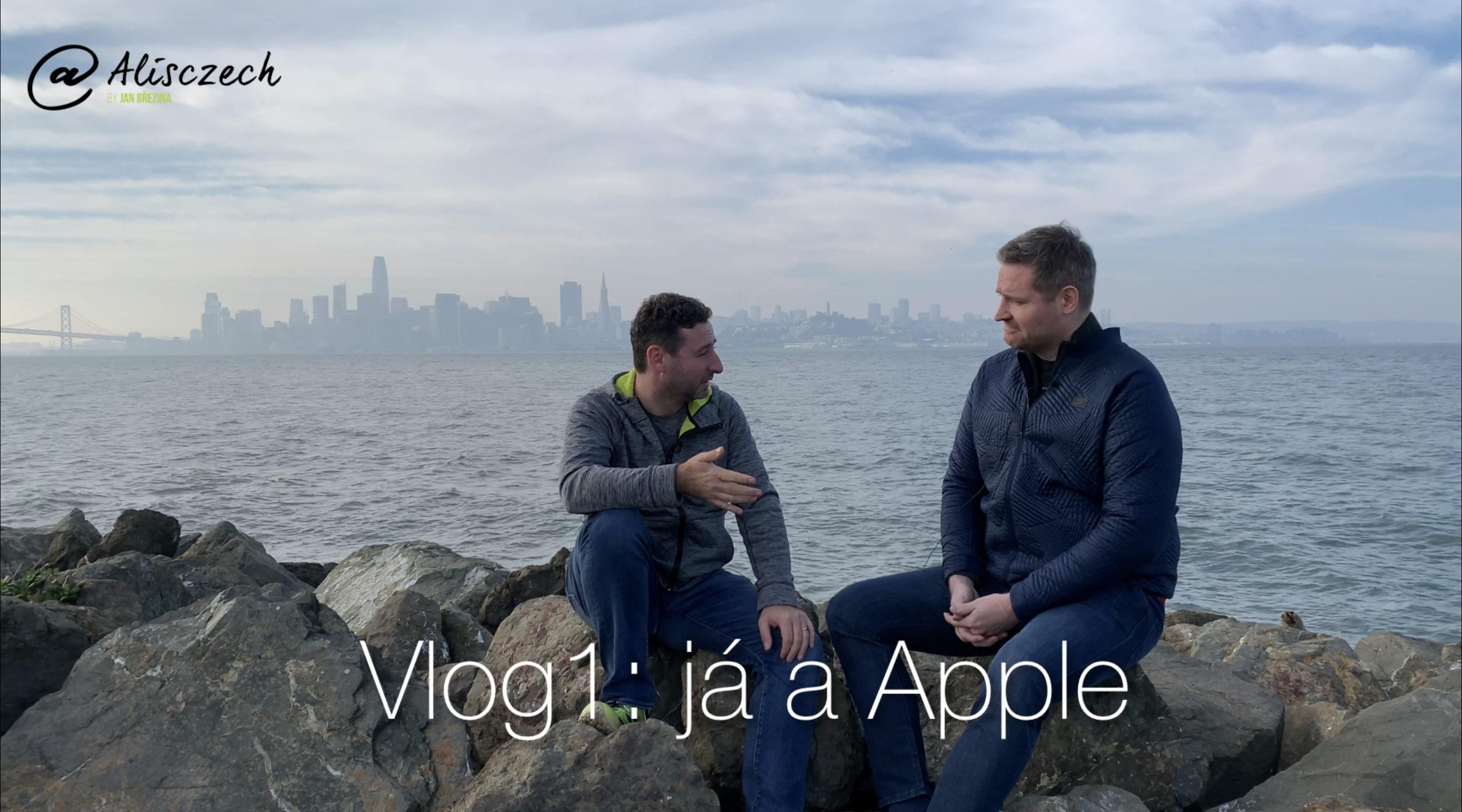 Já a Apple