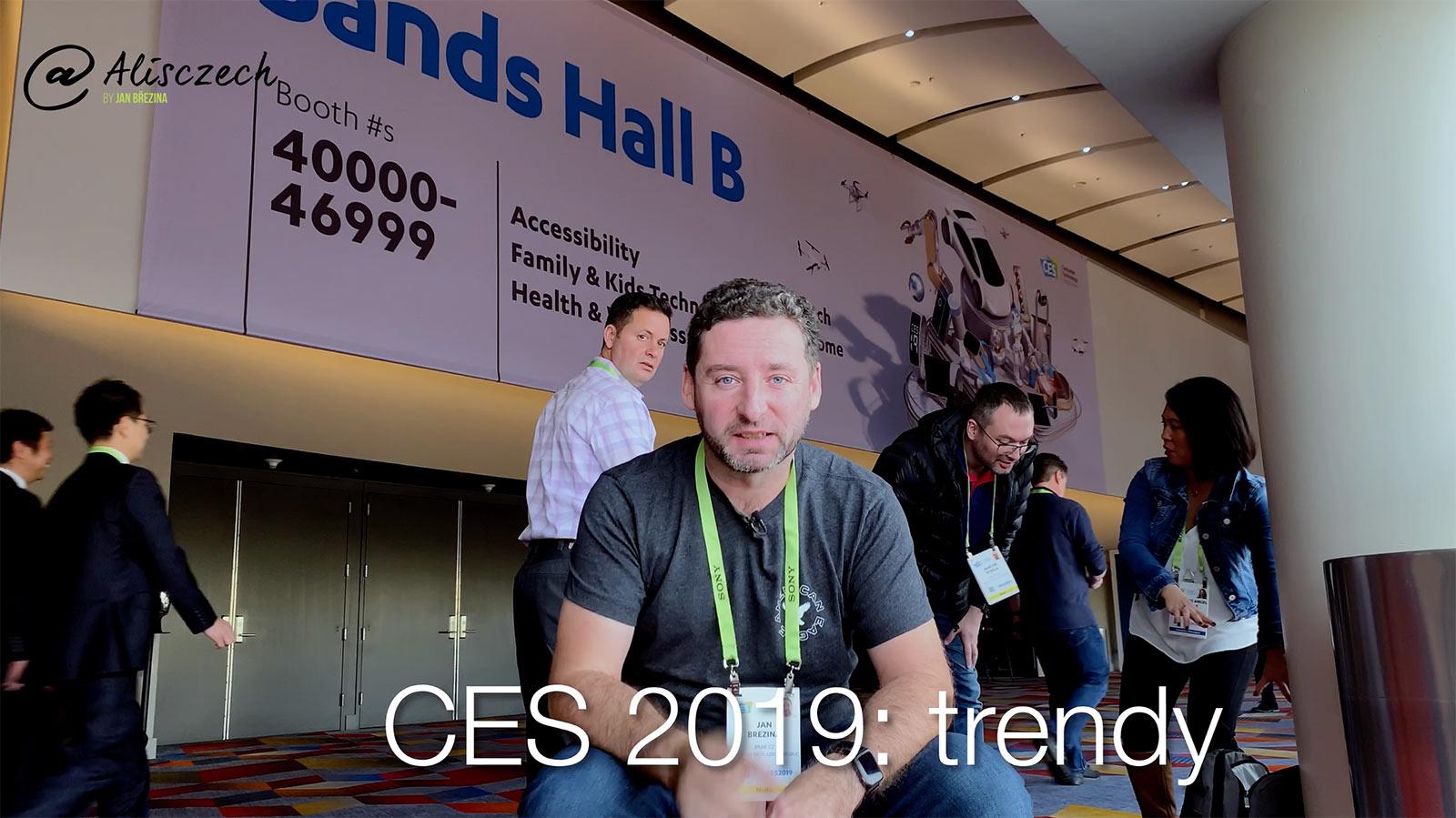 CES 2019: Trendy