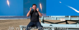 Jak vyfotit start kosmické rakety Falcon 9? [4K] (Alisczech vol. 171)