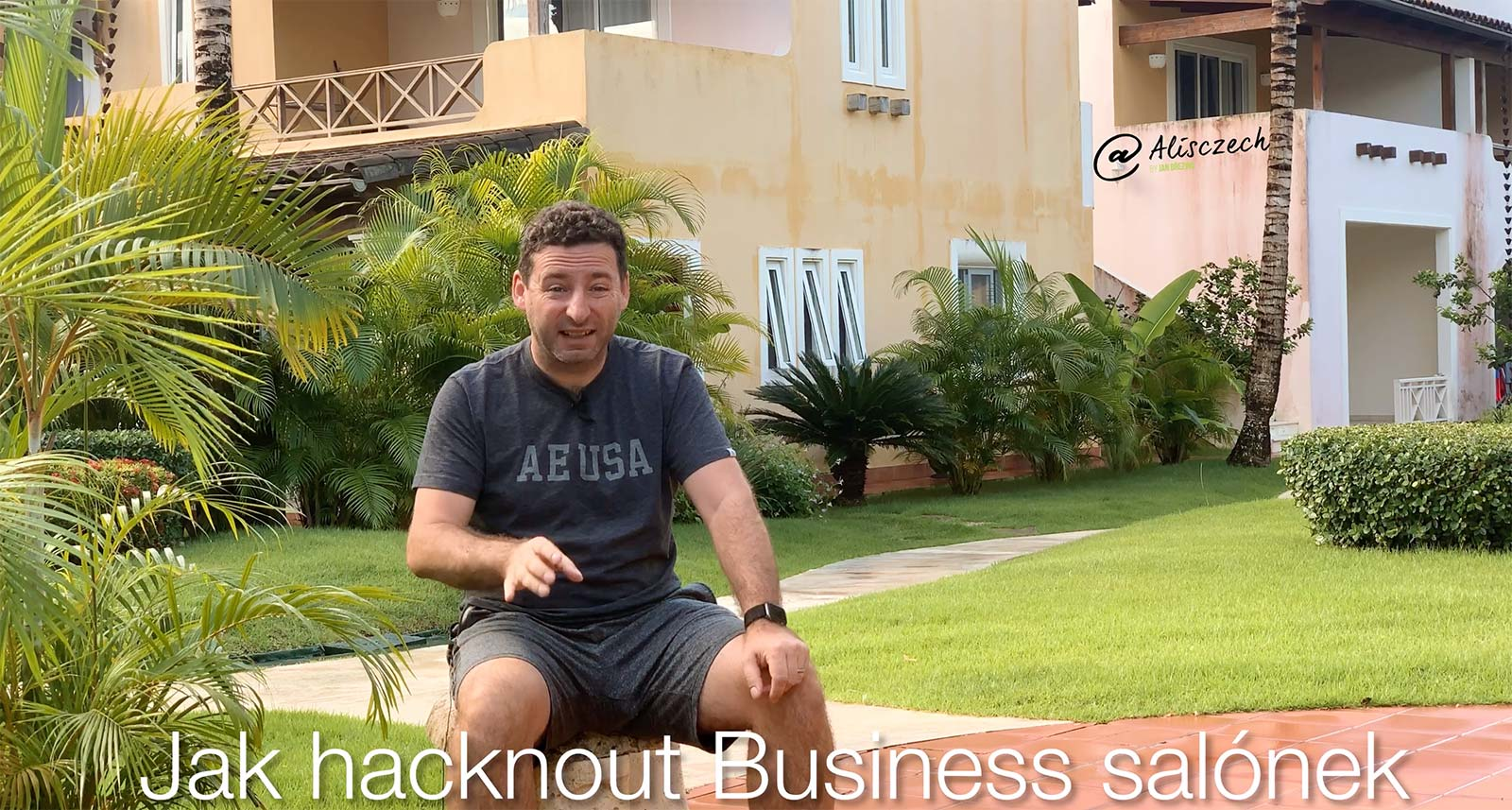 Jak hacknout business salónek