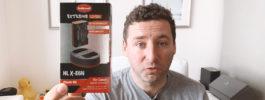 Vychytaný nabíjecí set Hahnel Extreme Power kit X-E6N [4K] (Alisczech vol. 186)