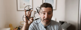 Mini dron Tello pro děti a začátečníky [4K] (Alisczech vol. 182)