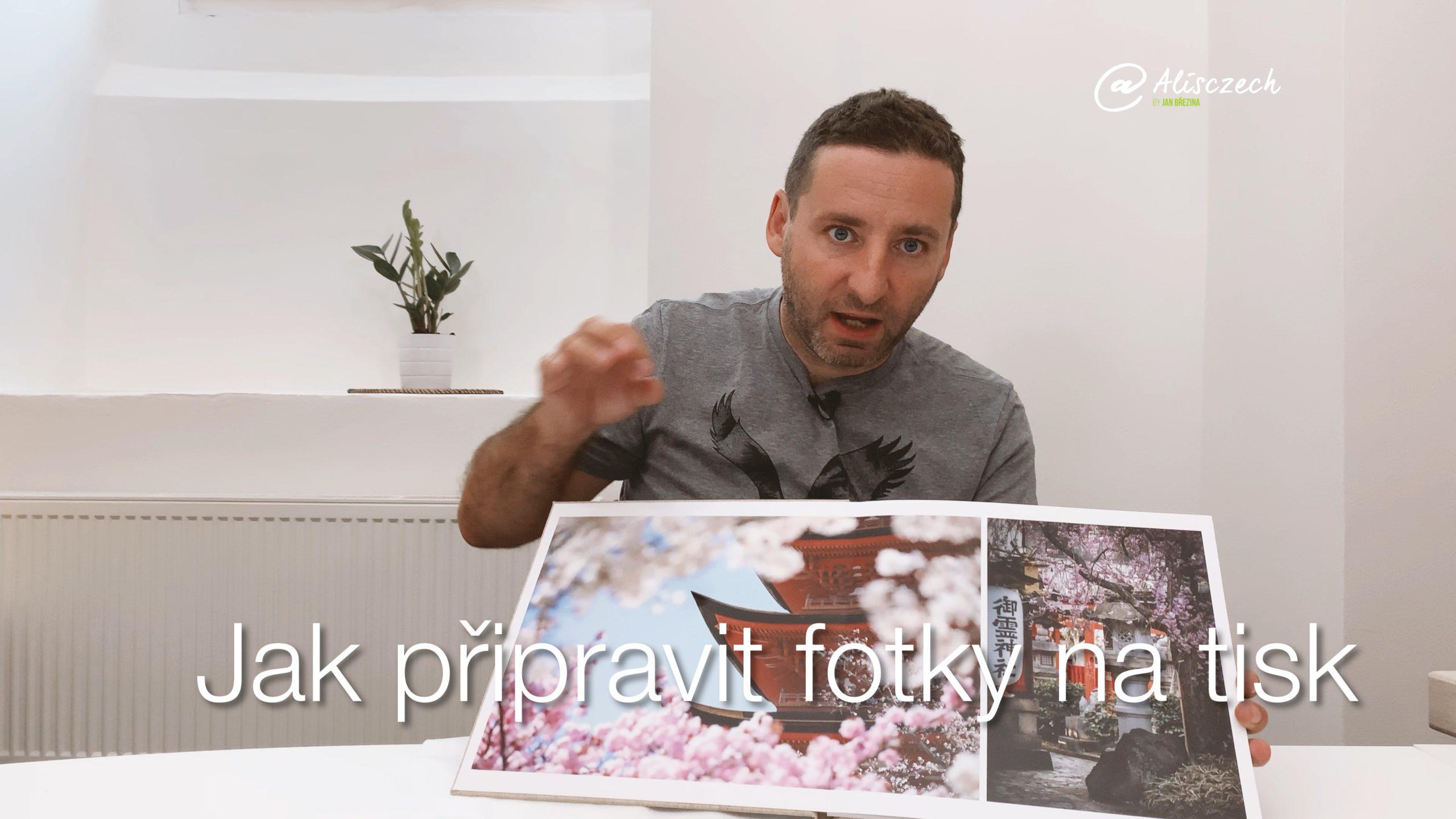 Jak připravit fotky pro tisk