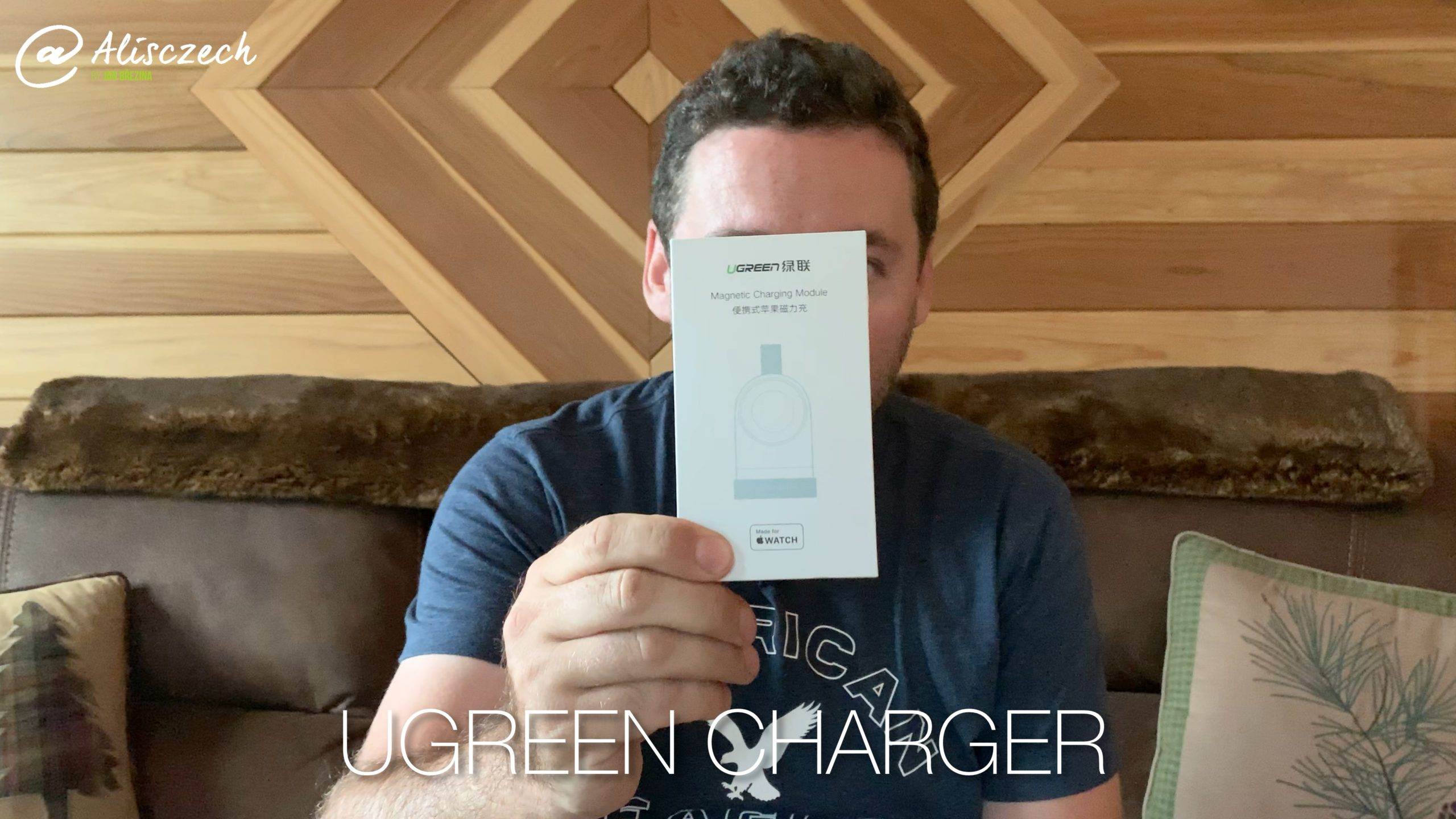 UGreen MFI Magnetic Charger