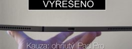 Kauza: Ohnutý iPad vyřešena! [4K] (Alisczech vol. 215)