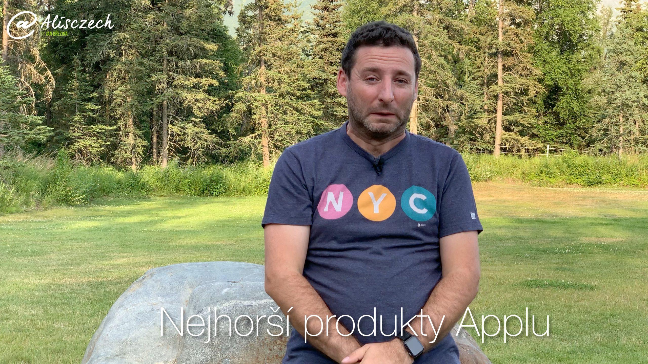 3 nejhorší Apple produkty