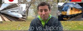 Česko vs Japonsko: Vlakový souboj [4K] (Alisczech vol. 255)