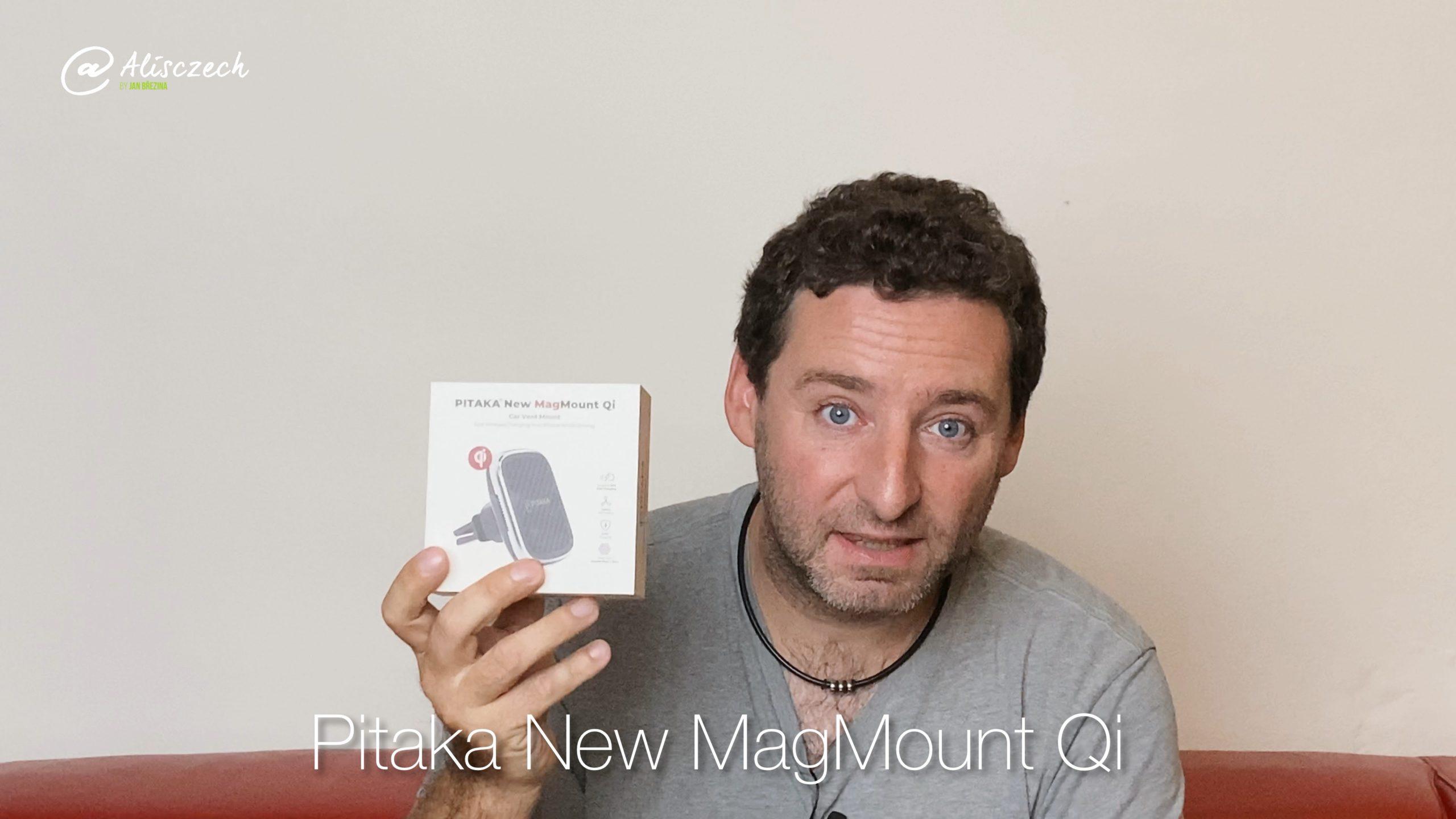 Pitaka New MagMount Qi