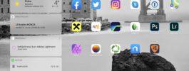 iPad Only 2020 (10): Jak jsi ustelete, tak spíte aneb pořádek v aplikacích