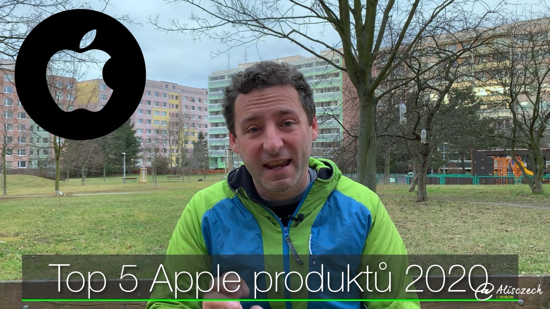 Top 5 nejlepší Apple produkty