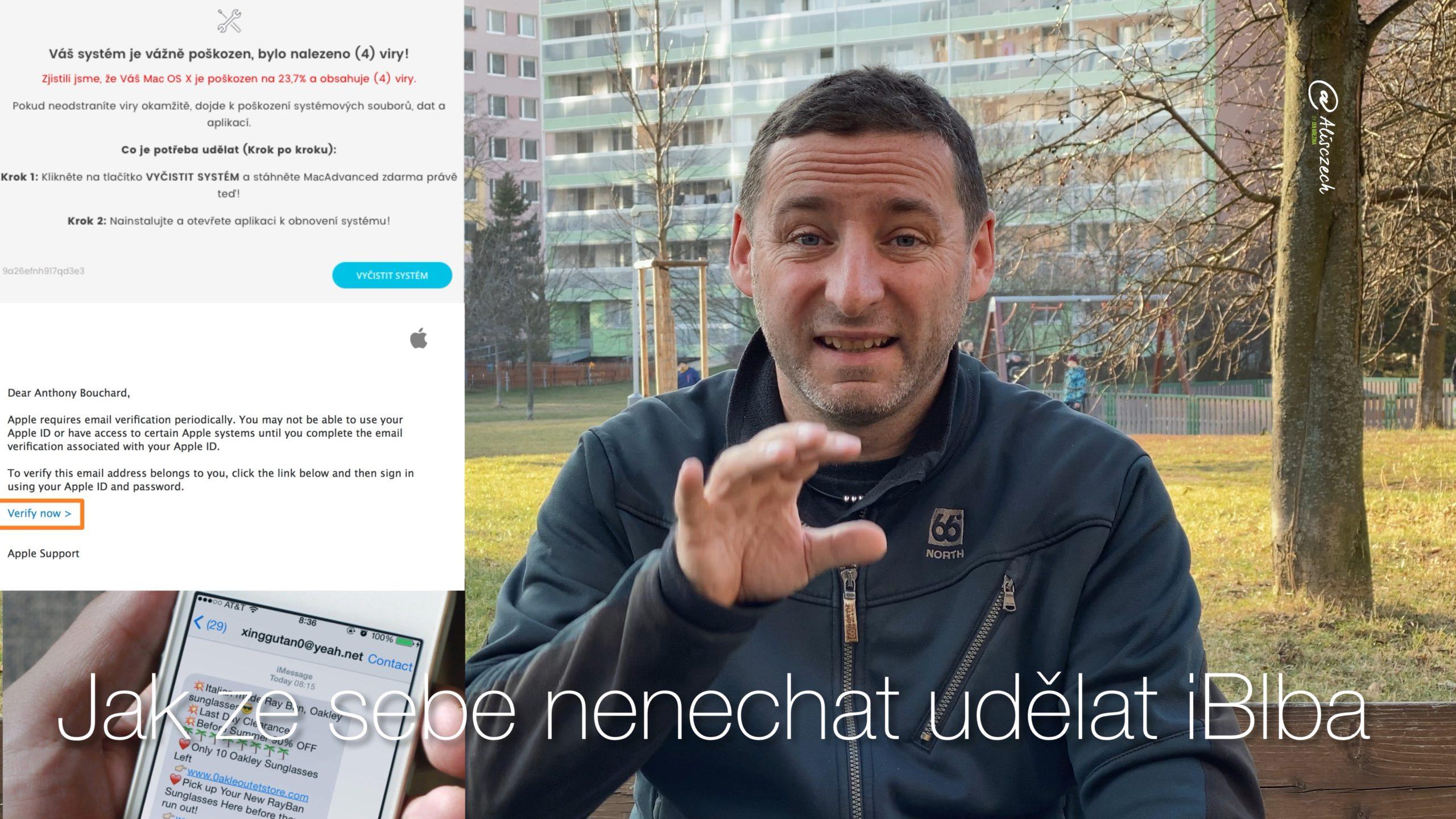 Malware a viry na Applu