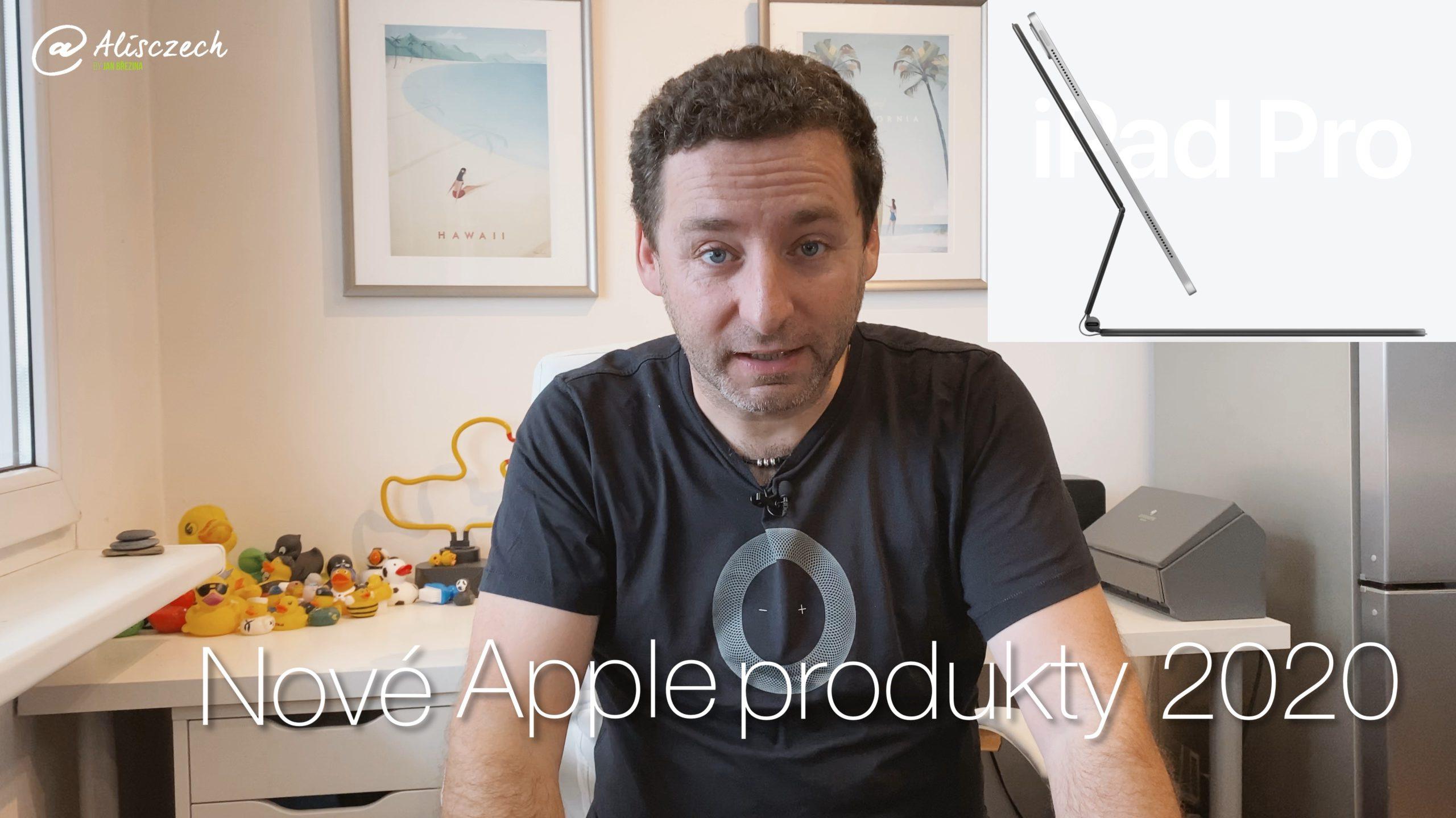 Apple novinky březen 2020