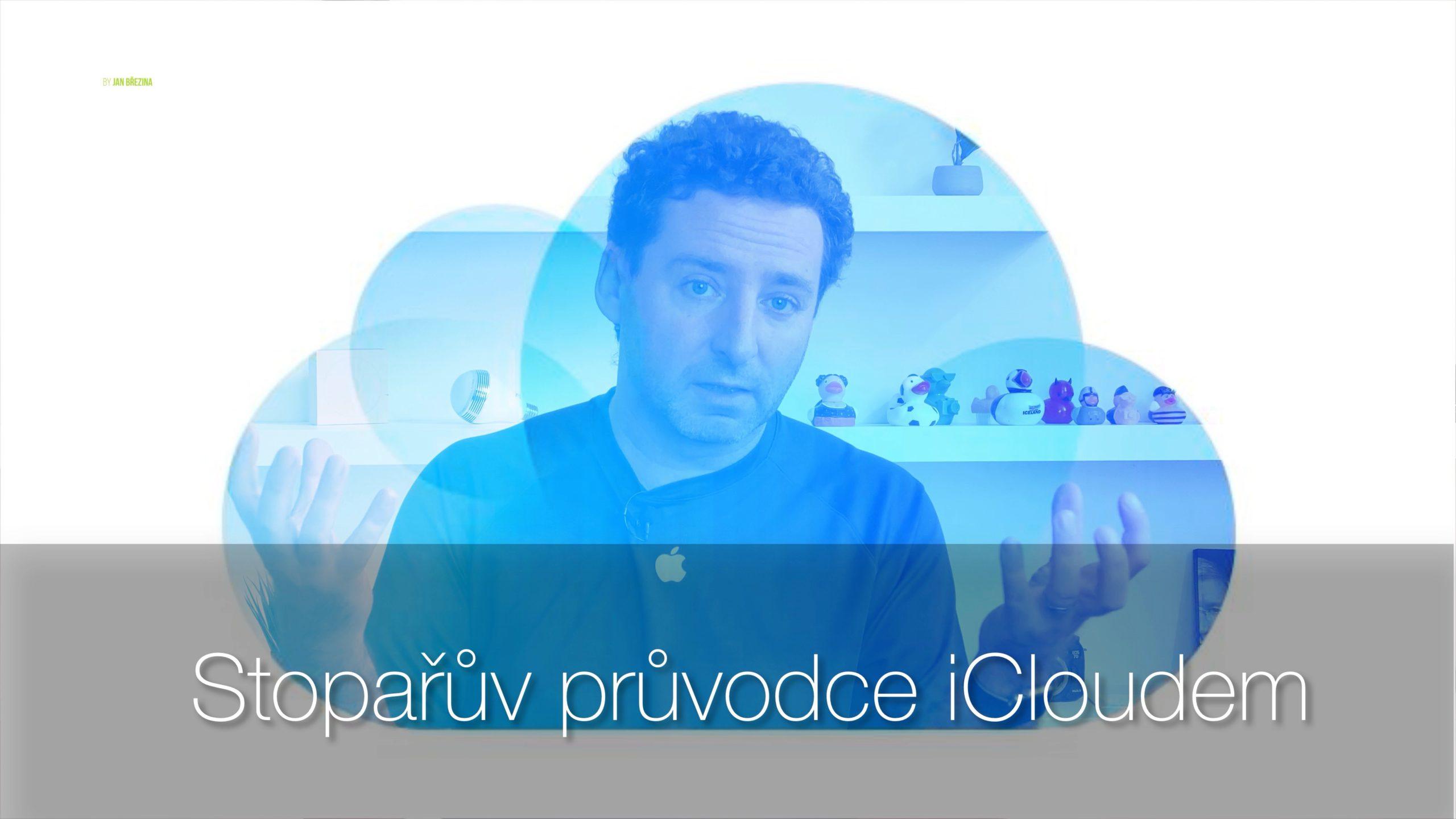 Stopařův průvodce iCloudem