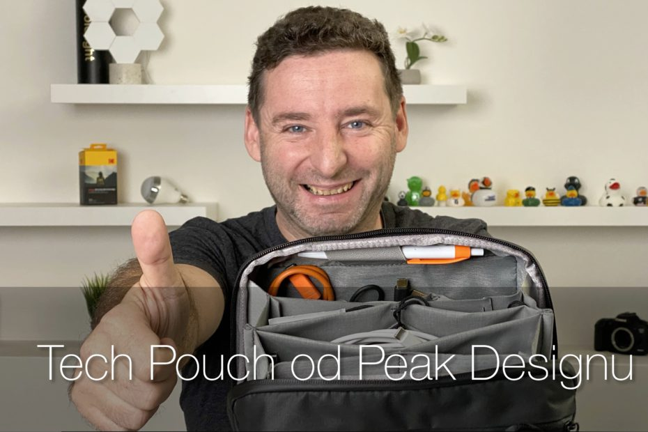 Tech Pouch od Peak Design