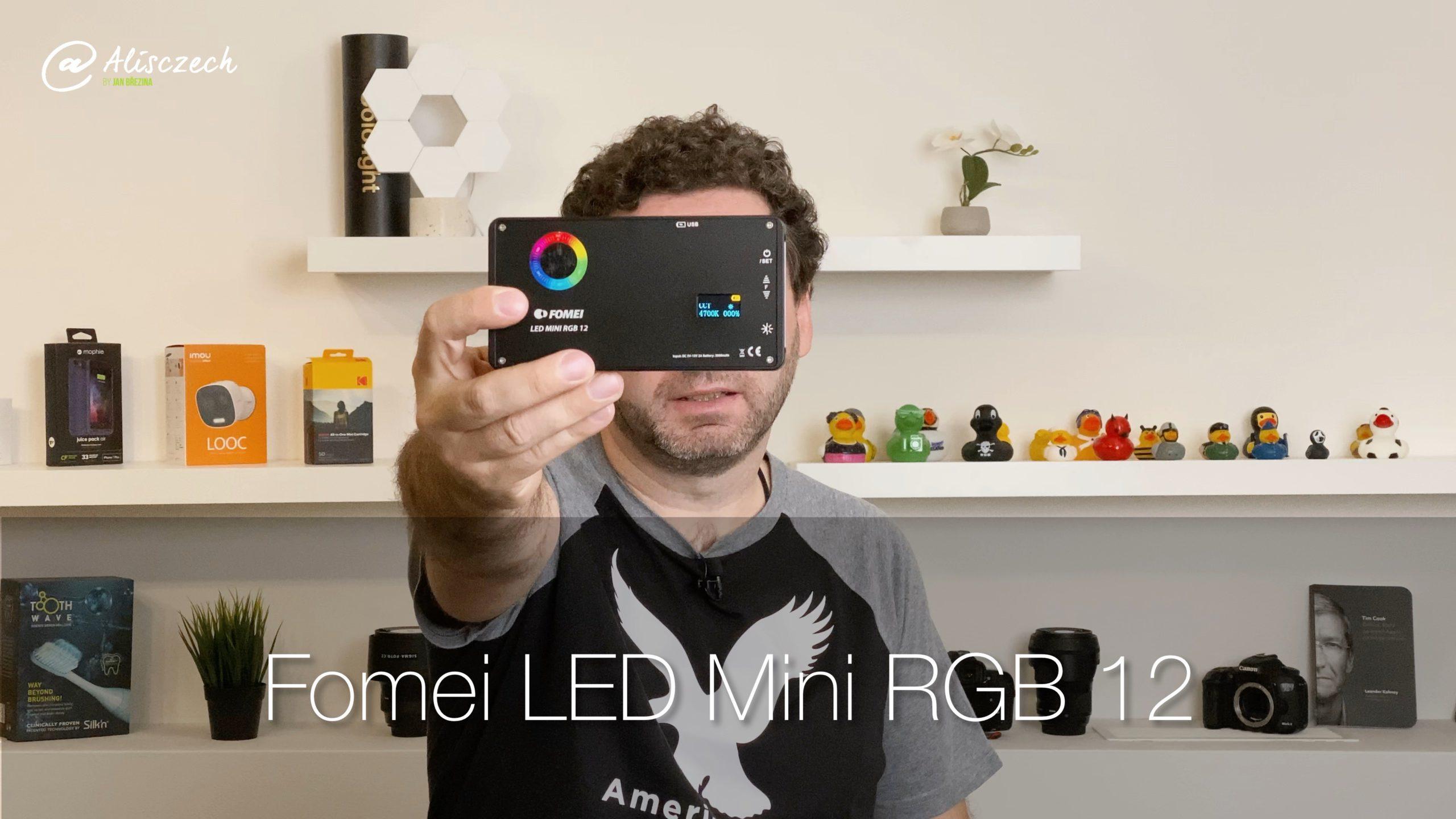 Fomei LED mini RGB 12