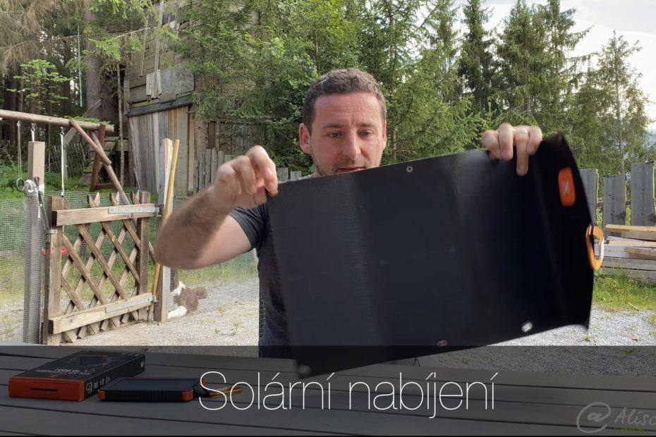 xtorm solární nabíjení