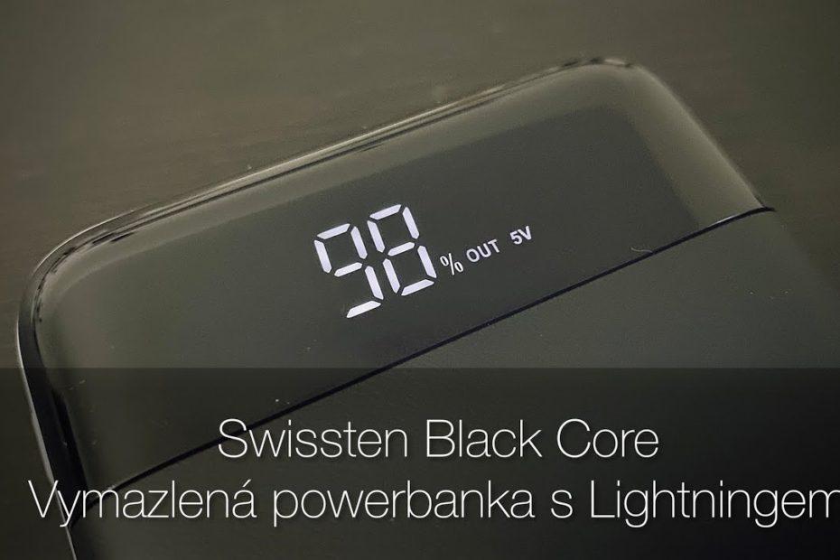 Swissten Black Core