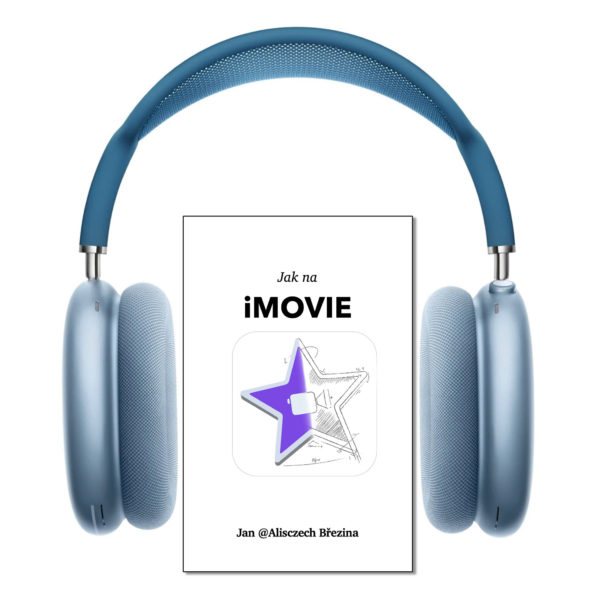 Jak na iMovie audio kniha