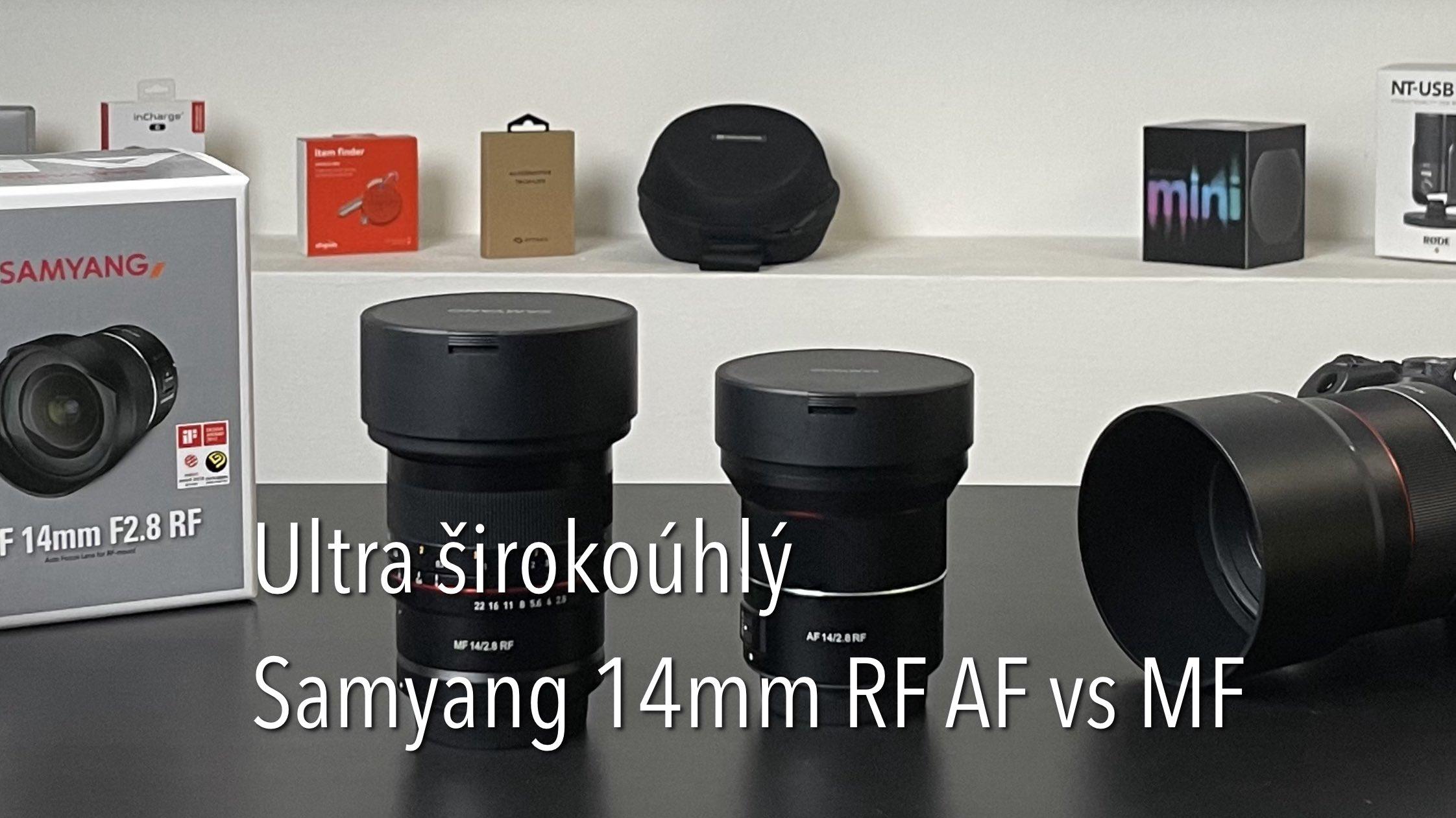 Samyang 14mm f/2.8 RF