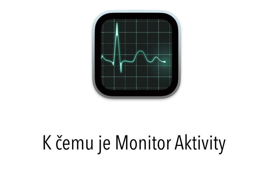 Monitor aktivity