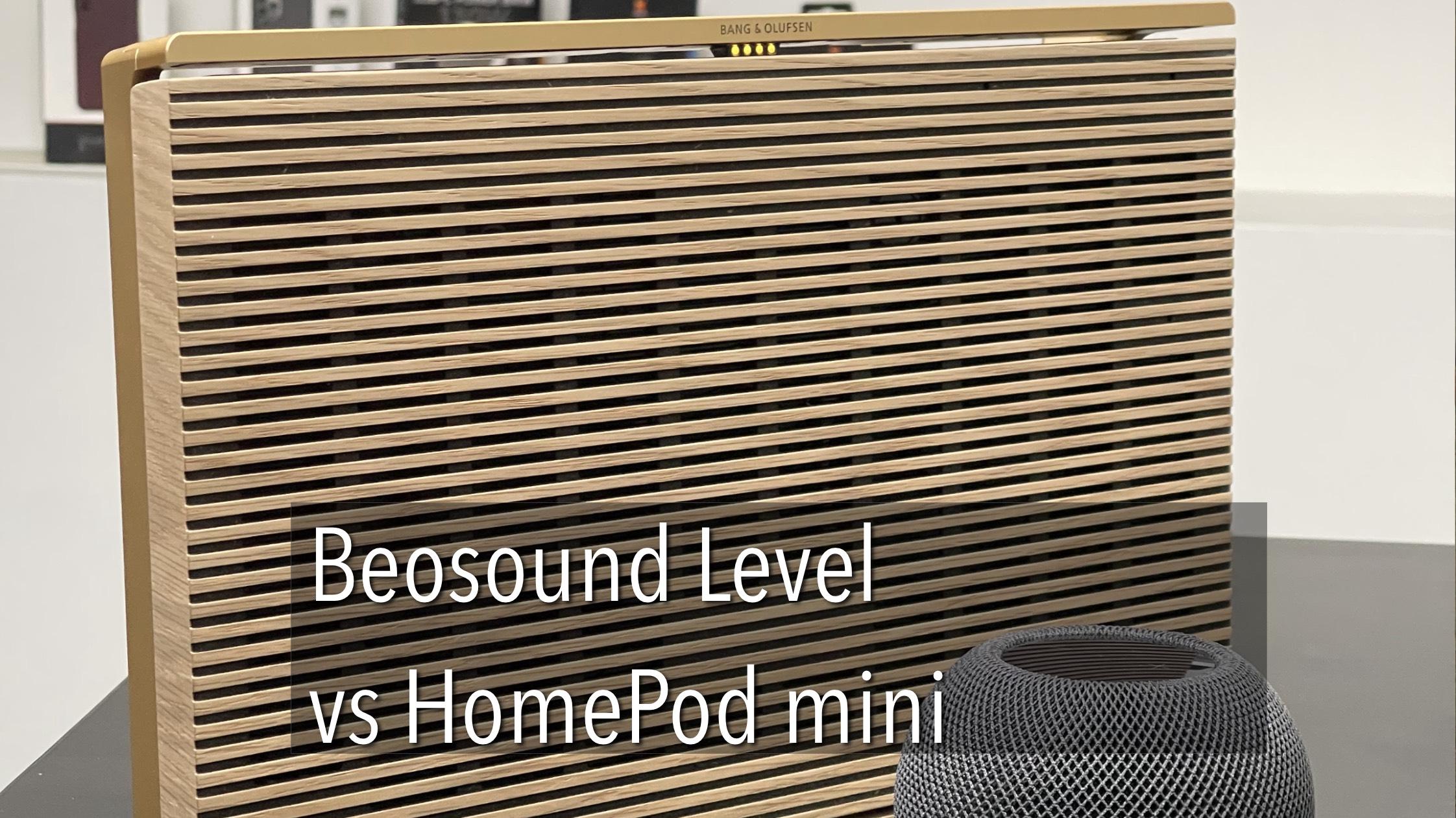 Beosound Level recenze
