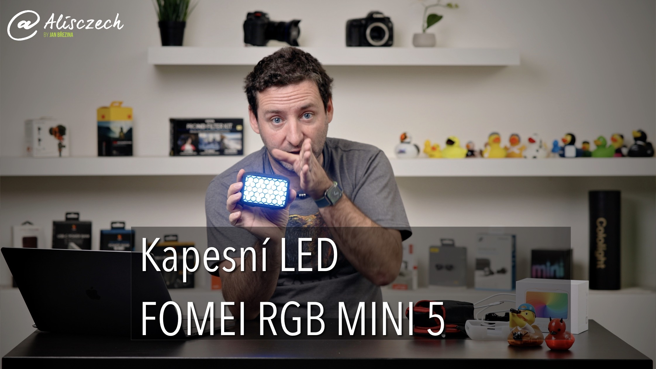 Fomei LED RGB Mini 5