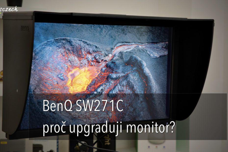 BenQ SW 271C