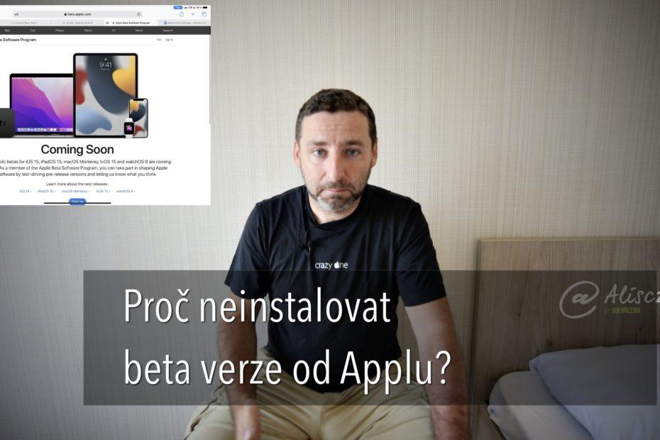 beta iOS 15