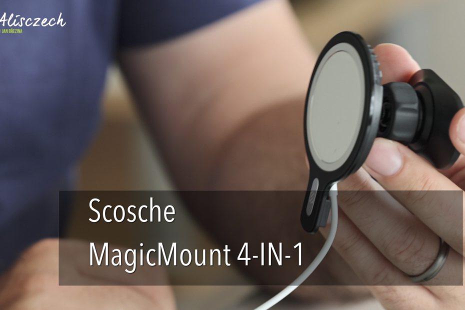 Scosche MagicMount MSC 4-IN-1