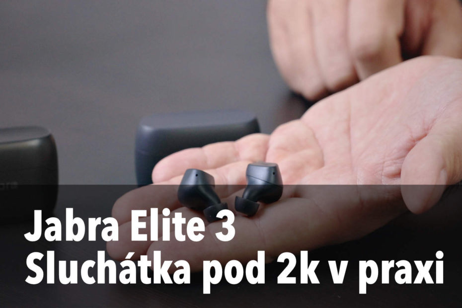 Jabra Elite 3